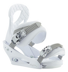 Burton Stiletto - Blanca White (Large)