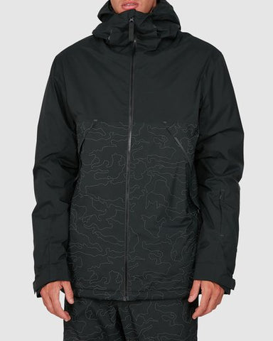 BILLABONG Expedition Jacket - Black Reflect