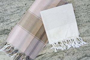 Capri Cotton Bath Towel