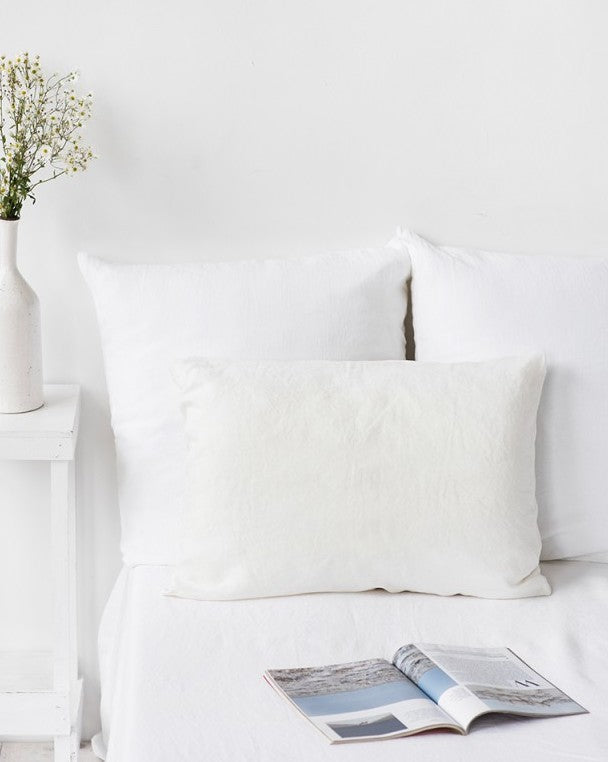 Lila Linen Pillow Case