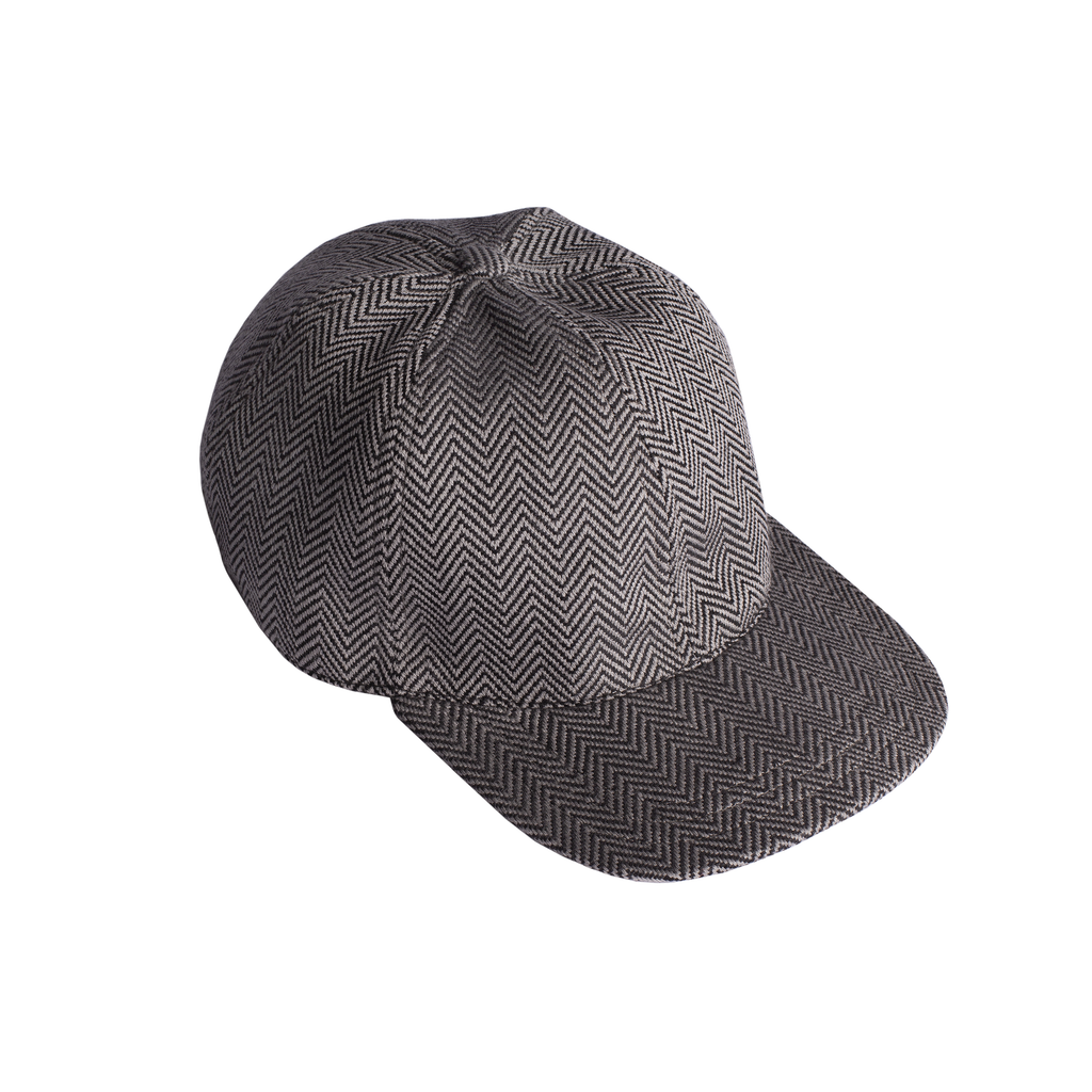 CAP - grey & black