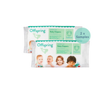 Load image into Gallery viewer, Diaper Sizing Sampler - 2 Packs