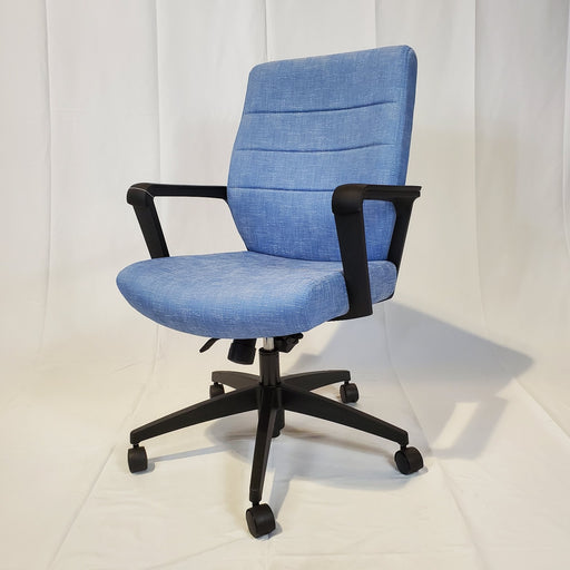Copy of Copy of CLOSEOUT Global Luray Mid Back Chair - Duckys Office Furniture