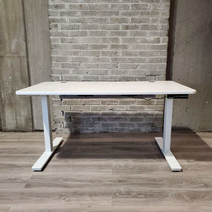 Used Autonomous Electric Adjustable Standing Desk - Duckys Office Furniture