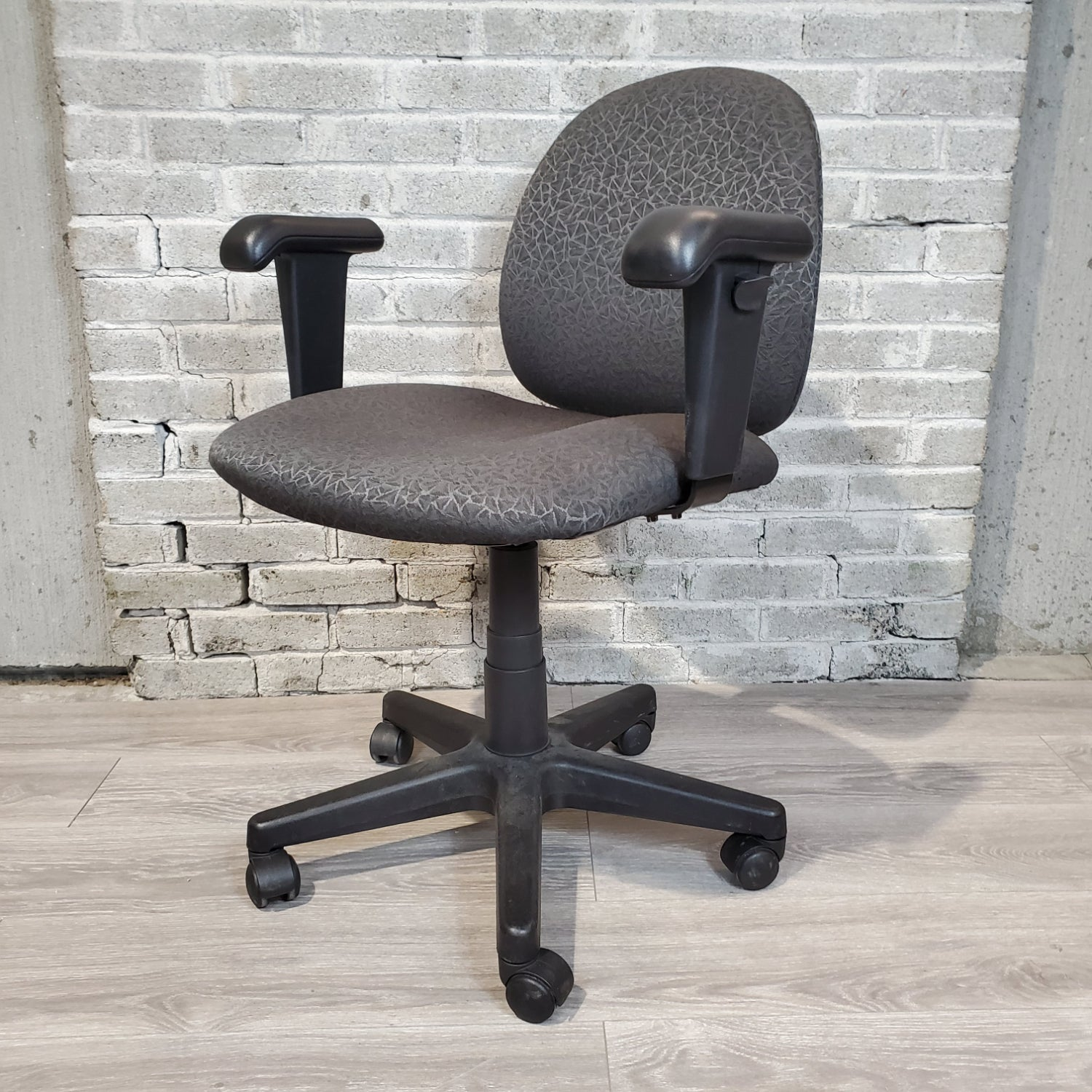 Pre-Owned - Used Upholstered Task Chair - Duckys Office Furniture
