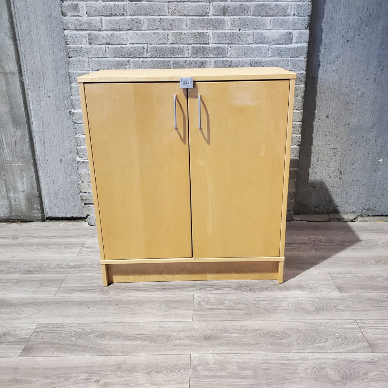 Used Combo Locking Cabinet - Duckys Office Furniture