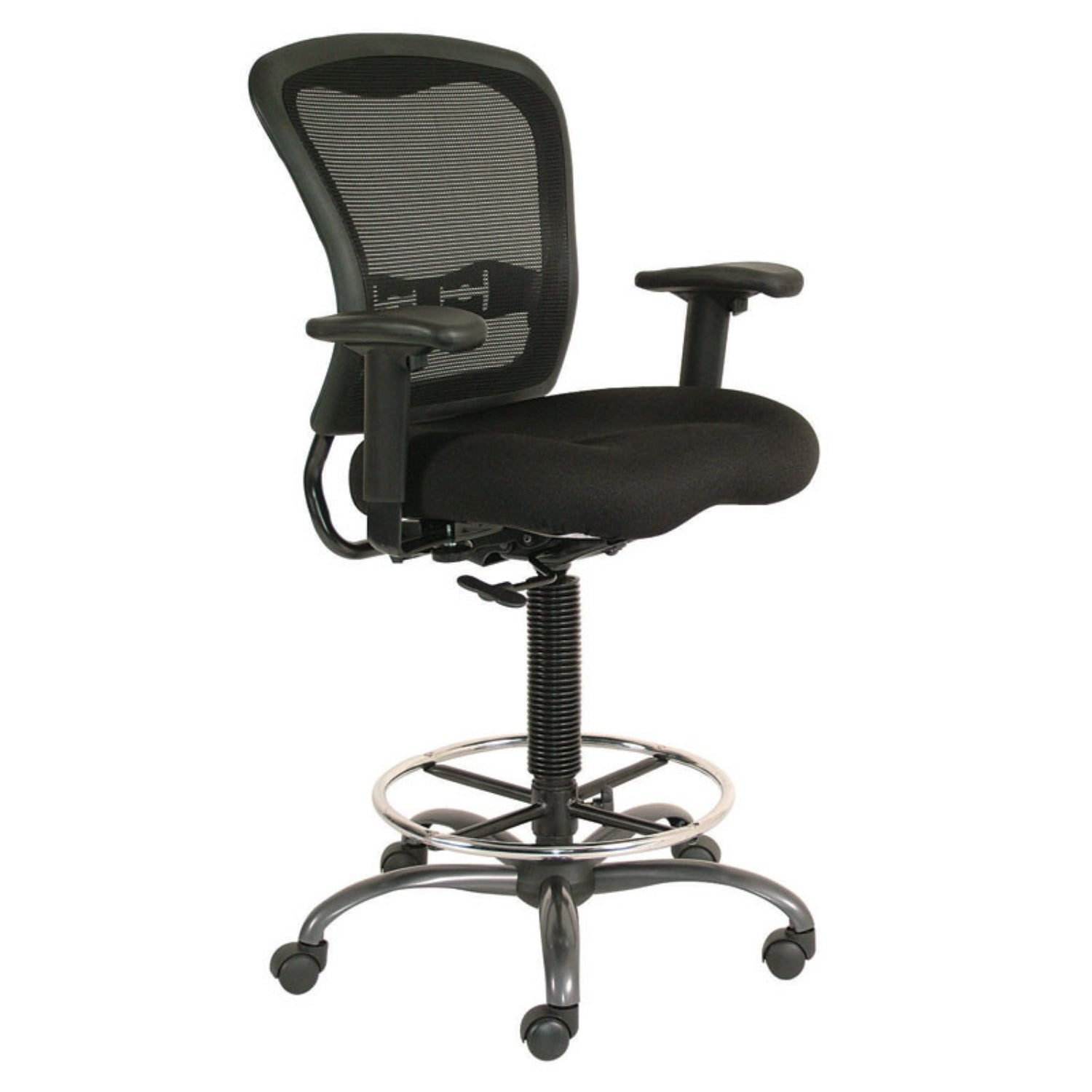 Duckys Office Furniture - Spice Drafting Stool - Duckys Office Furniture