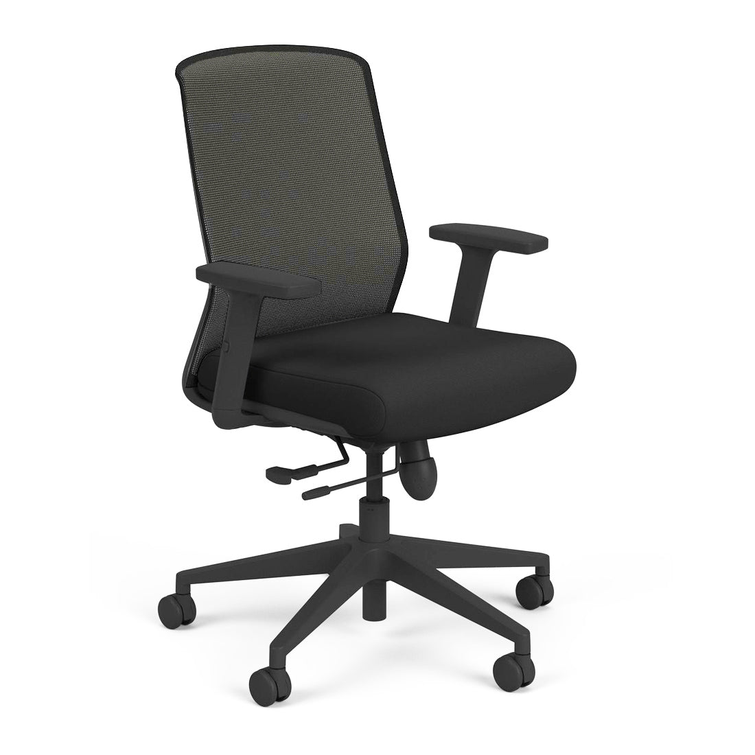 Element - Carbon1 Ergonomic Office Chair - Duckys Office Furniture