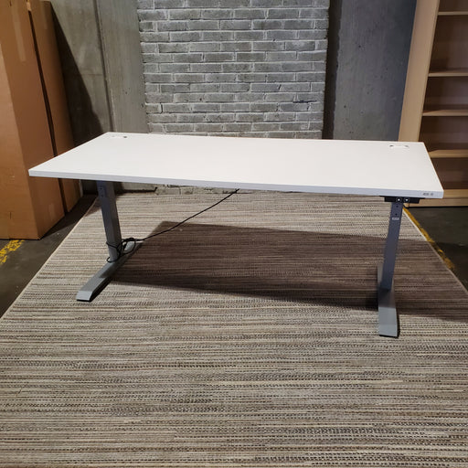 Used Electric Height Adjustable Standing Desk 30x69 (Iggy) - Duckys Office Furniture
