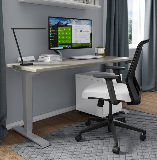 Quickship Summit Core Adjustable Standing Desk Set - Duckys Office Furniture