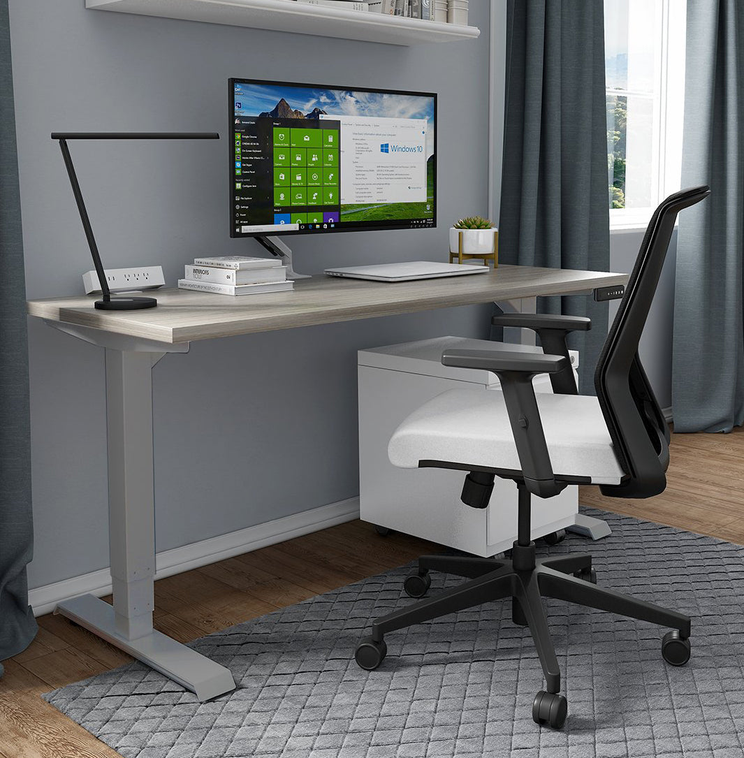 Element - Titan Core Height Adjustable Standing Desk Set - Duckys Office Furniture