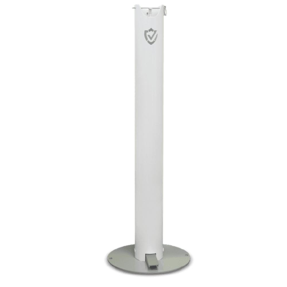 Clear Design - Foot-Activated Sanitization Station - Duckys Office Furniture