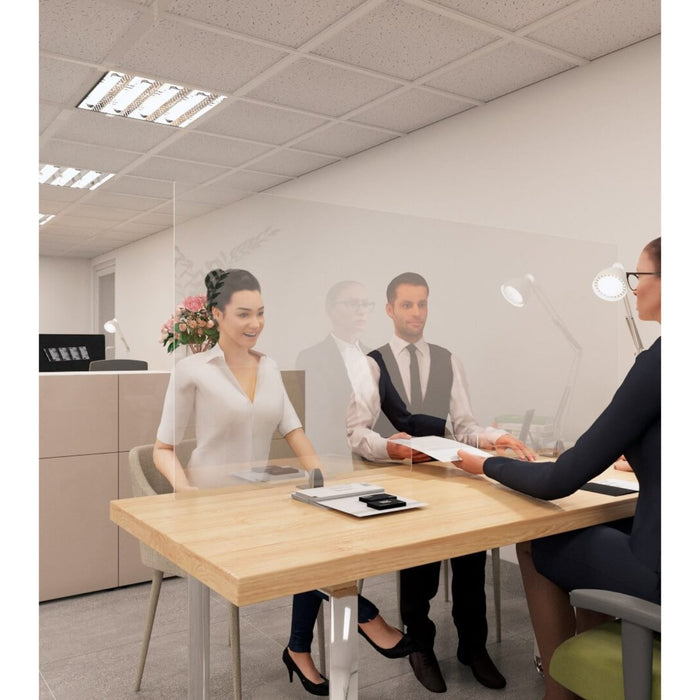 Acrylic Wellness Screens - Duckys Office Furniture