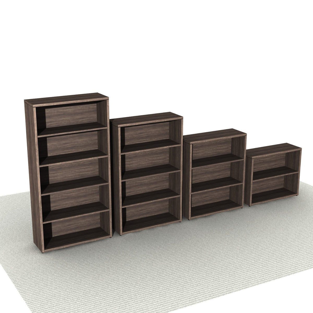 HON - 10500 Series Bookcase - Duckys Office Furniture