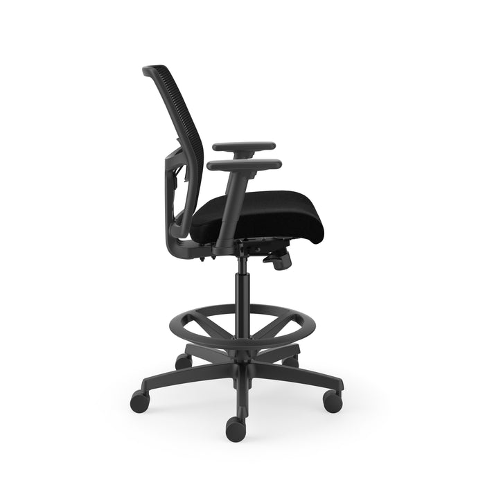Ignition Task Stool - Duckys Office Furniture