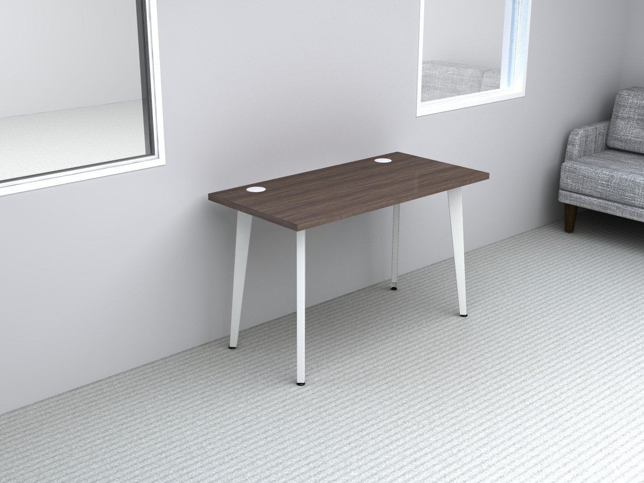HON - Voi Desk - Duckys Office Furniture