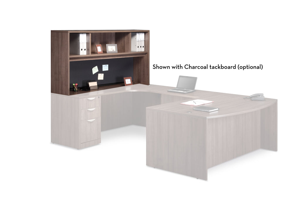 Add-On Performance Classic Laminate Open Hutch