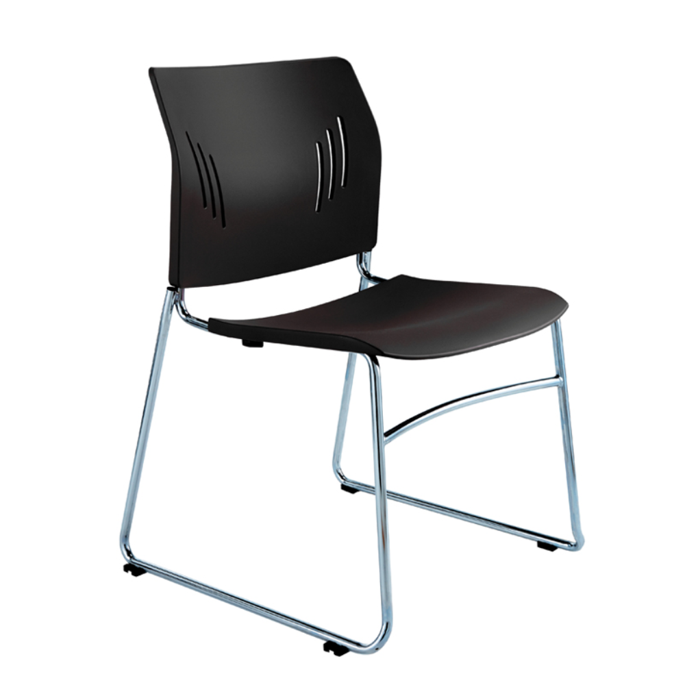 Performance - Agenda Stacking Chair - Duckys Office Furniture