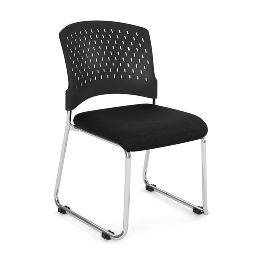 Alpha Sled Base Stacking Chair - Duckys Office Furniture