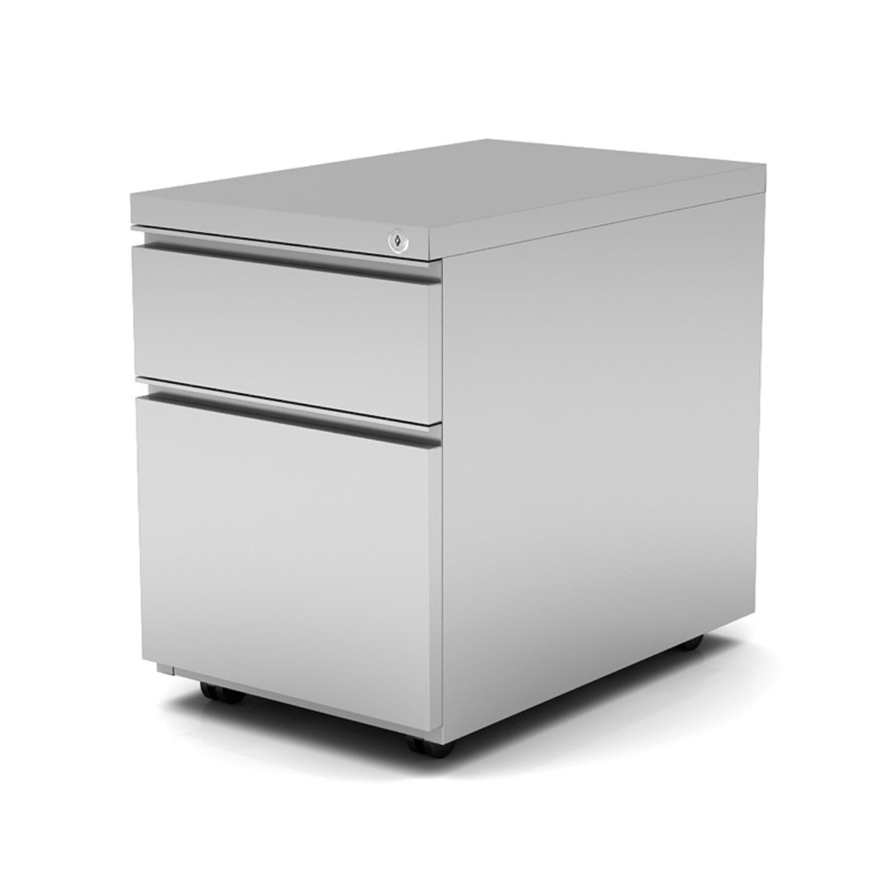 Performance - Mobile Low Drawer Pedestal File - Duckys Office Furniture