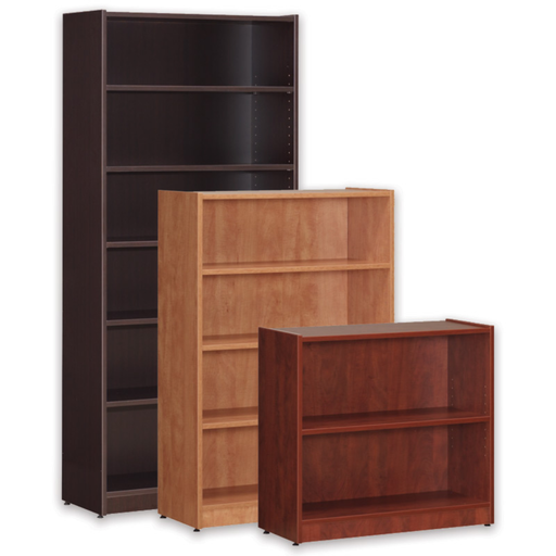 Performance Laminate Bookcase - Duckys Office Furniture