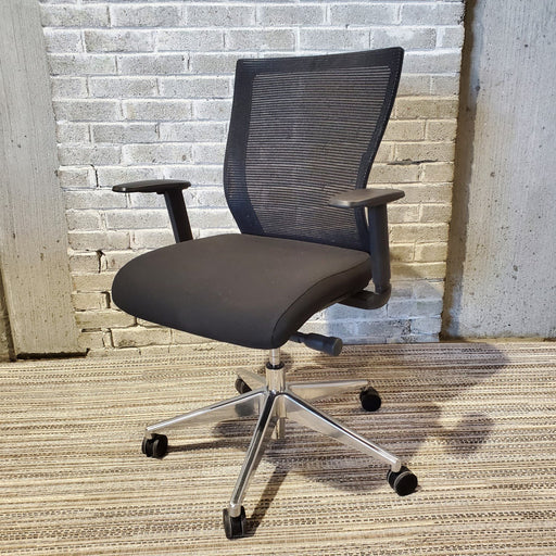 Cherryman iDesk Oroblanco 404 Mid Back Chair - Duckys Office Furniture