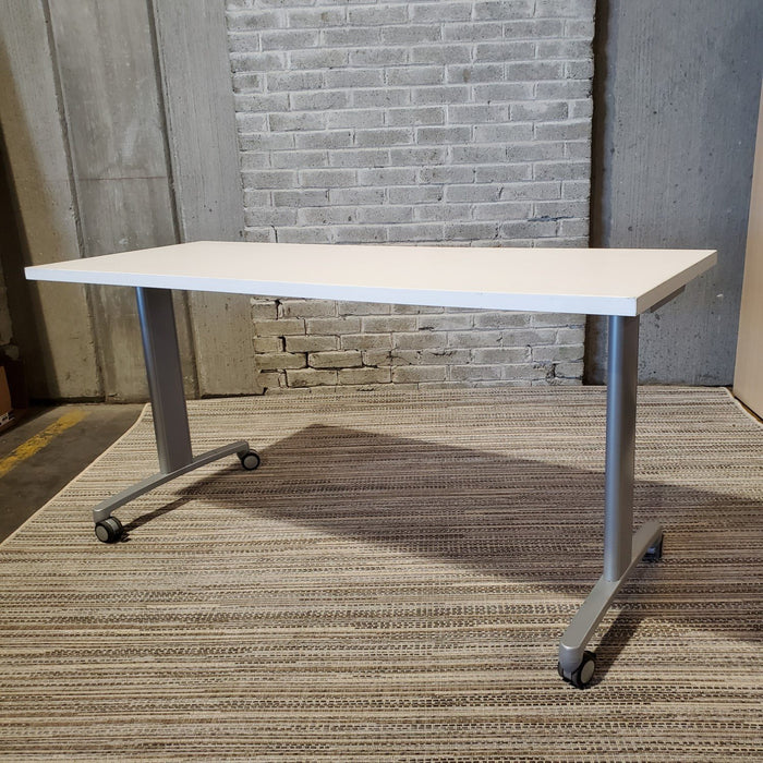 "Flip Top Training Table 24x72"" - Duckys Office Furniture"