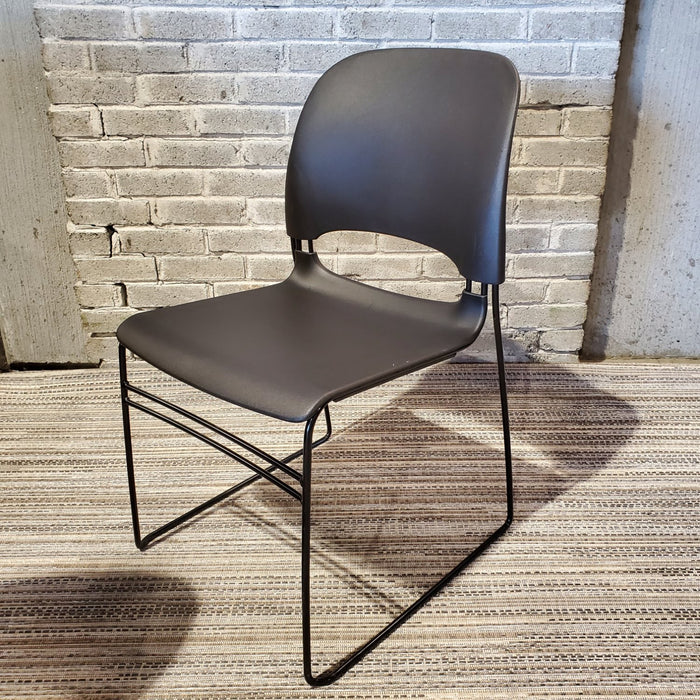 Used Herman Miller Limerick Stacking Chairs - Two colors - Duckys Office Furniture