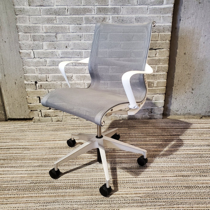 Used Herman Miller Setu Chair - Multiple colors - Duckys Office Furniture