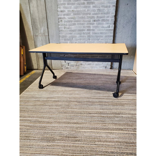 Used Nesting Flip Top 30x60 Tables - Duckys Office Furniture