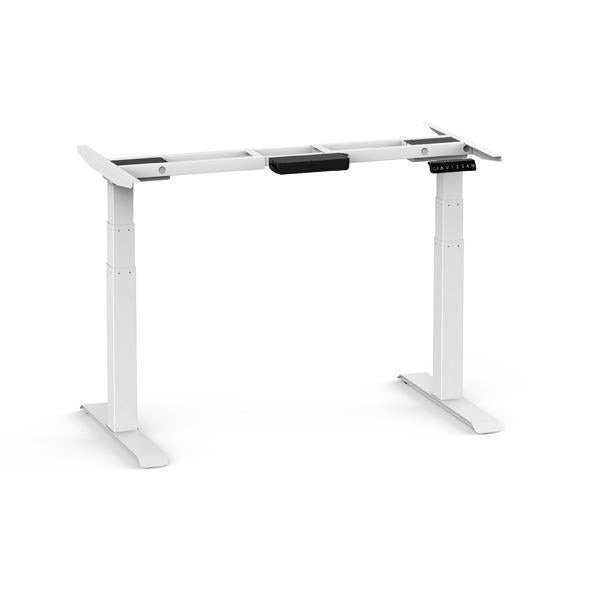 Quickship Titan Premium Adjustable Standing Desk Set - Duckys Office Furniture