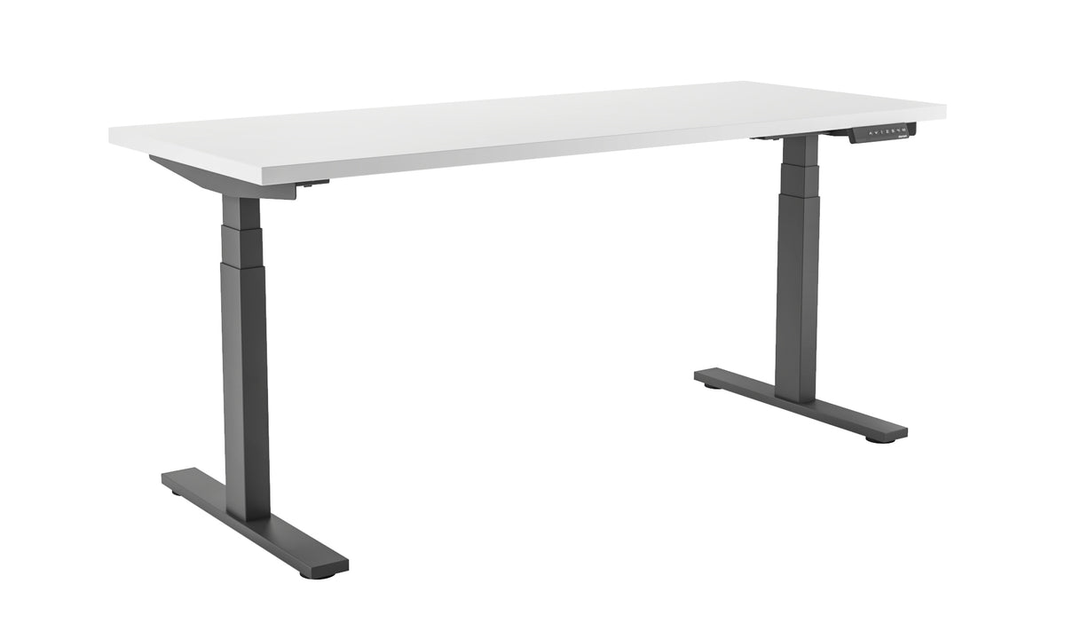 Element - Titan Core Height Adjustable Standing Desk - Duckys Office Furniture