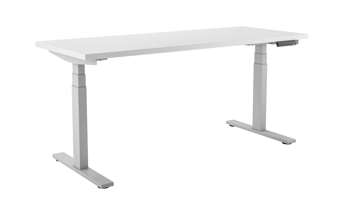 Element - Quickship Titan Core Adjustable Standing Desk Set - Duckys Office Furniture
