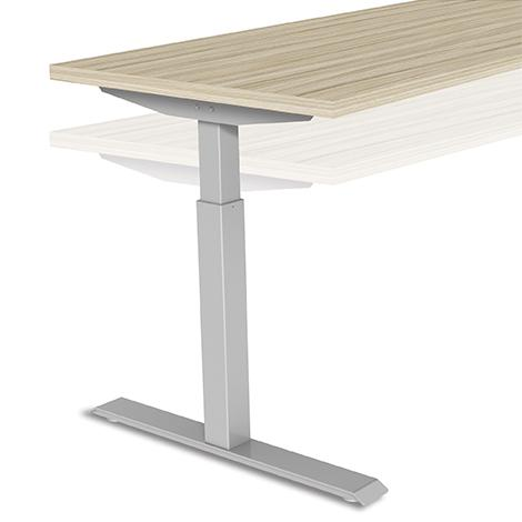 Switchback Height Adjustable Desk Set - Duckys Office Furniture