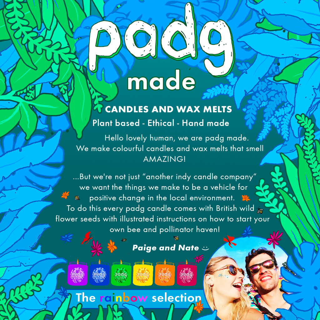 padg made about padg who padg candle