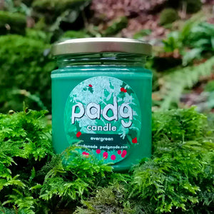 Evergreen - padg candle - padgmade