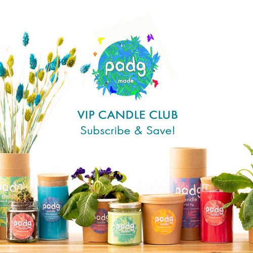 padg VIP CANDLE CLUB - Subscription - padg made