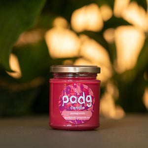 Pomegranate - Red padg candle - padgmade
