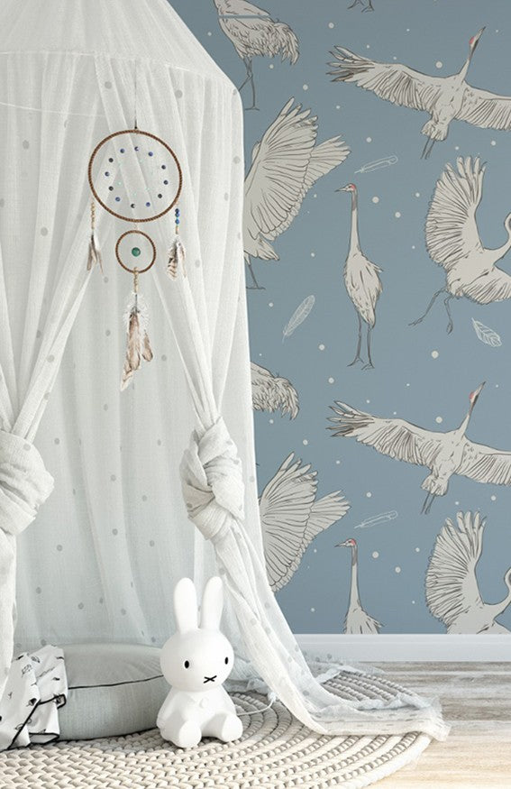 Pure Feathers wallpaper aesthetic kids