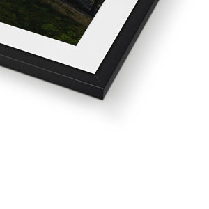 Millmount Framed & Mounted Print