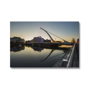 Samuel Beckett Bridge Canvas