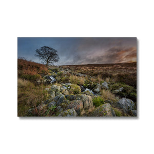 Wicklow Mountains Canvas