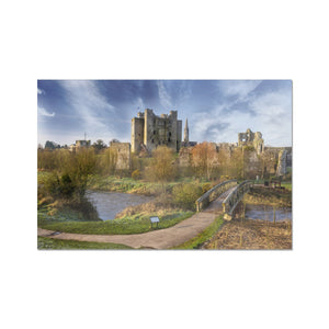 Trim Castle Hahnemühle Photo Rag Print