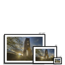 Load image into Gallery viewer, Magdalene Tower Framed & Mounted Print