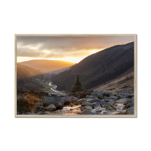 Saint Kevin's Way Framed Print