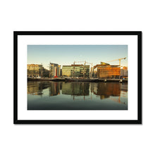 Load image into Gallery viewer, Dublin Framed & Mounted Print