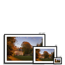Load image into Gallery viewer, Beaulieu House  Framed & Mounted Print