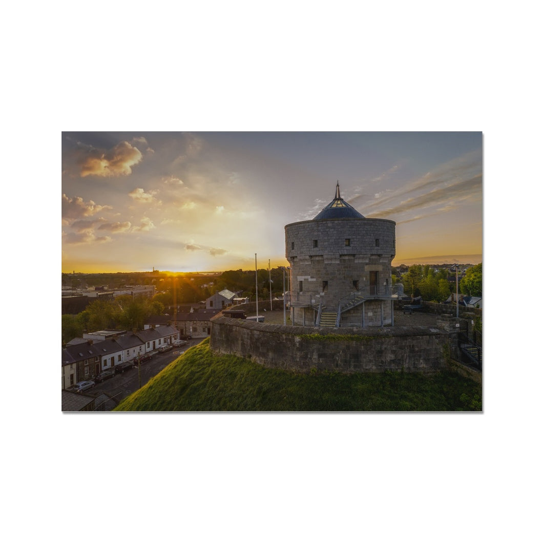 Millmount Photo Art Print