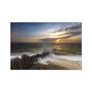 Dunany Photo Art Print