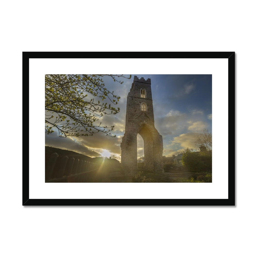 Magdalene Tower Framed & Mounted Print